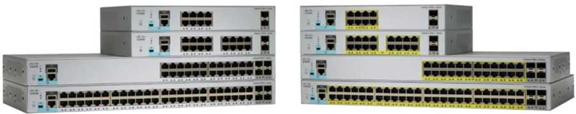 Cisco Catalyst 2960L Series