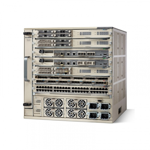 Шасси Cisco Catalyst C6807-XL-S2T-BUN